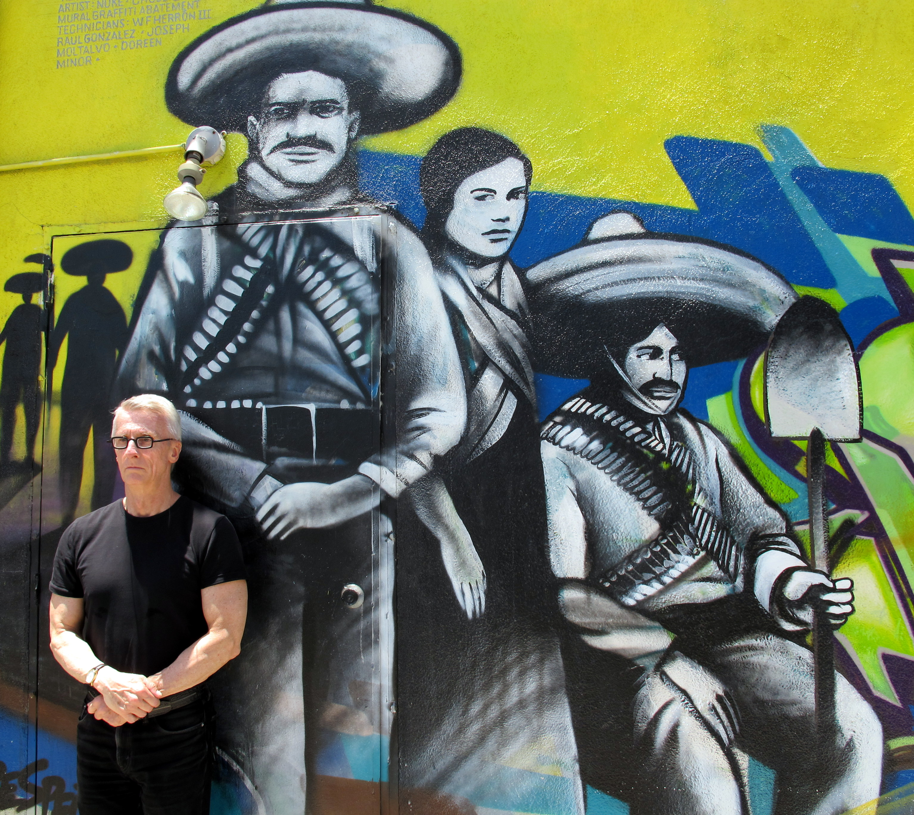"""a biography of emigdio vazquez the painter of the cesar chavez mural Emigdio vasquez was born 1939 in the emigdio""""s most recognized mural is the """"legacy of cesar chavez,"""" which is located in three of emigdio""""s paintings."""