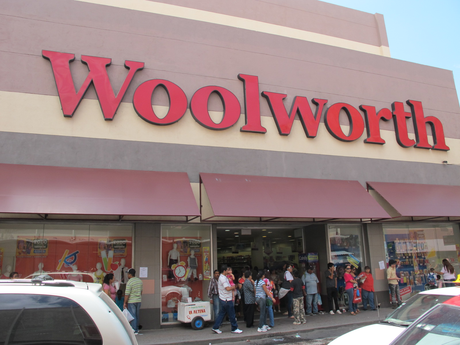 Kitchener Furniture Stores Woolworth Stores In Mexico Bruce Critchley S Mexico Here